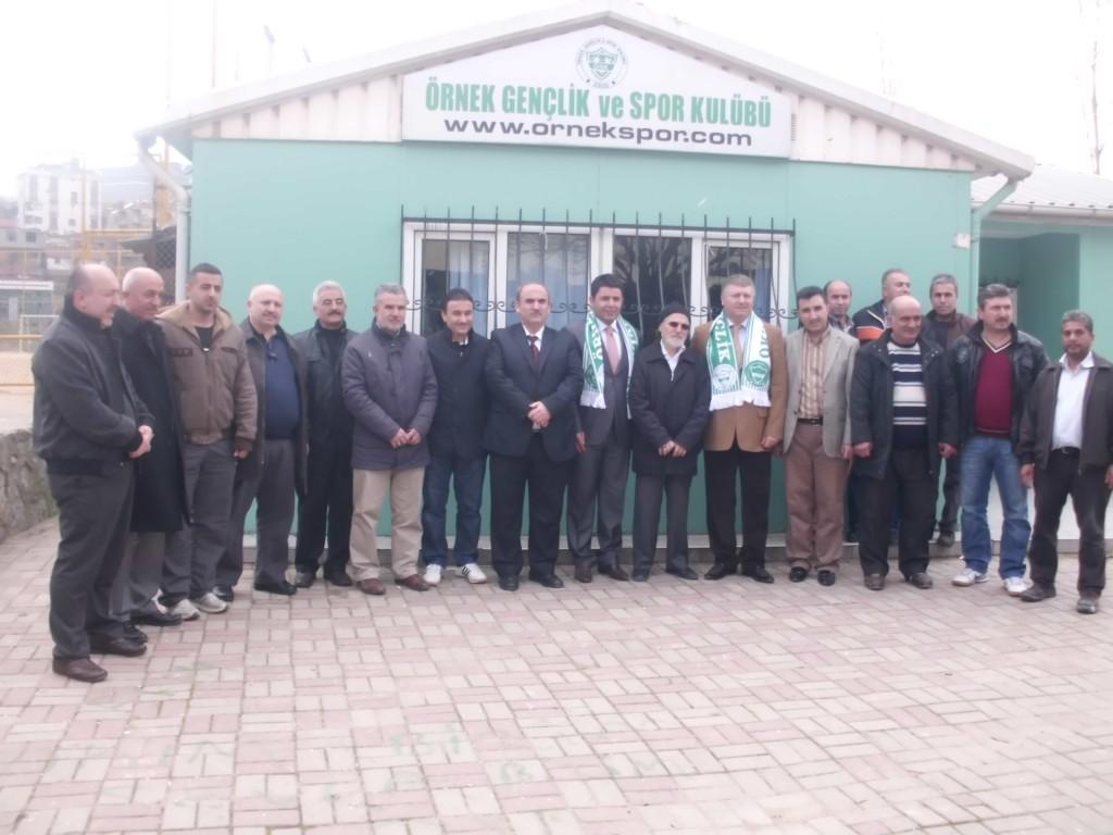 Vekil Osman Boyrazın ÖSK ziyareti1