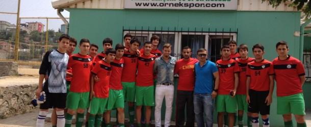 Karabükspor'lu Erdem Özgenç Kulubümüzü Ziyaret Etti